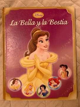 Libros para niños de princesas Disney