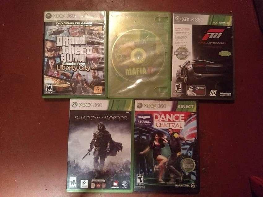 Juegos Xbox 360 Originales 0