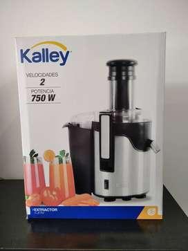 Extractor de Jugos Kalley K-JE750