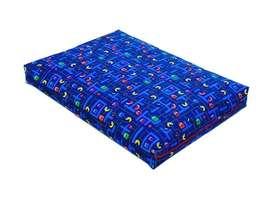 Colchón para perros c/ funda lavable de 90 x 60 x 10 cm