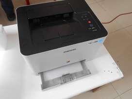 Impresora laser Samsung CLP-365W