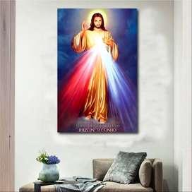 Cuadro de Jesús de la Misericordia