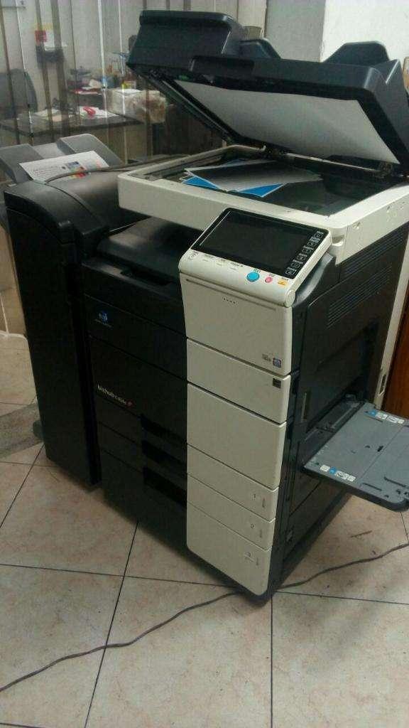 Fotocopiadora, Impresora, Scaner Color minolta c454 0