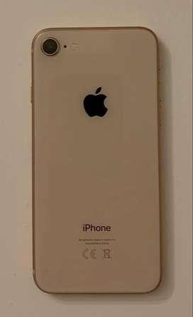 iPhone 8 liberado en cuotas sin interes