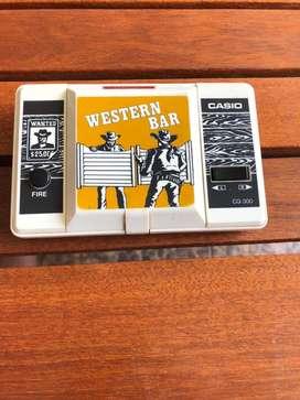 Juego Western Bar (Casio) en perfecto estado