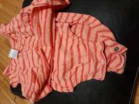 Vestidos para bebé varios tamaños