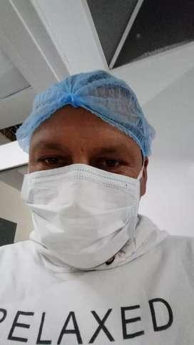 Se realizan procedimientos de enfermeria a domicilio  con medidas de seguridad requeridas en la actualidad