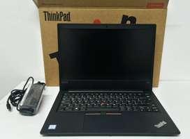 Portátil Lenovo ThinkPad E490 Core i7-8565U