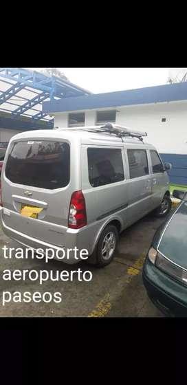 transporte de personal o carga