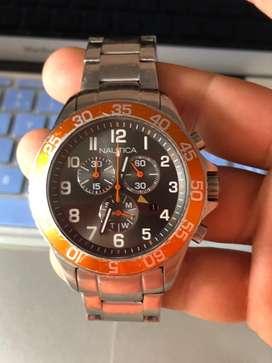 Reloj NAUTICA CRONO ORIGINAL