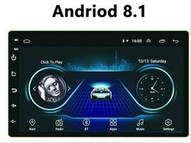 Radio Pantalla para vehiculo Android 8.1 GPS Mirrorlink