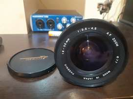 Excelente lente Phoenix para camara Sony 19-35