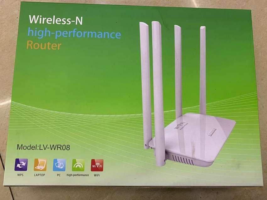 Router 4 antenas 0