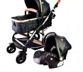 Coche Gese Baby con porta bebe