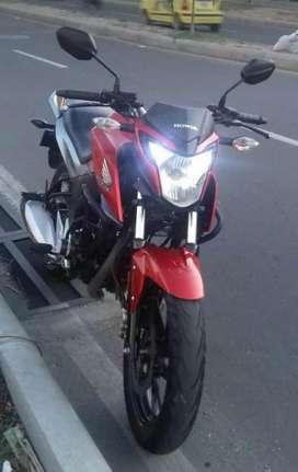 Vendo Moto Deportiva Honda