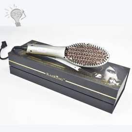 Cepillo Electrico Ion Alisador Satin Hair Keratin / PAGA AL RECIBIR
