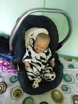 Asiento para bebé de auto