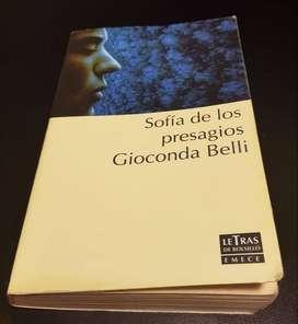 Libro Sofia de los Presagios. Gioconda Belli