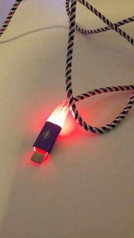 Cargadores Samsung/Cables USB tipo C y micro USB