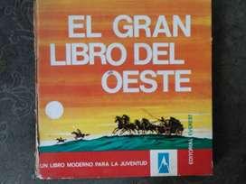 EL GRAN LIBRO DEL OESTE