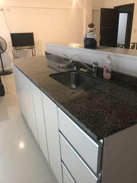 Departamento para 4 personas en Villa Carlos Paz, a una cuadra del centro, nuevo y cómodo.  Alquiler temporario