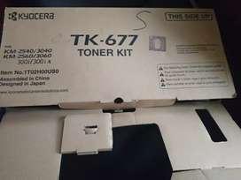 Toner Kyocera TK-677 Kit