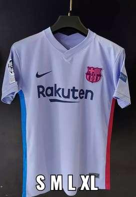 Camiseta de Barcelona alterna 2022