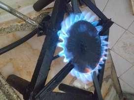 quemador a gas