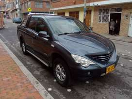 Action sport 4x4 2.0 doble cabina
