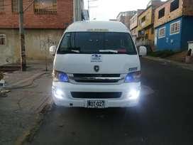 Conductor servicio especial