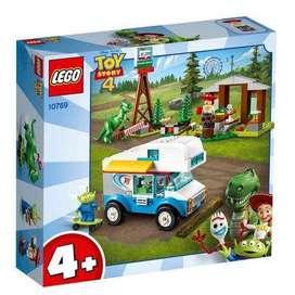 Juego LEGO TOY STORY 4 - VACACIONES EN AUTOCARAVANA