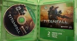 Juego titan fall