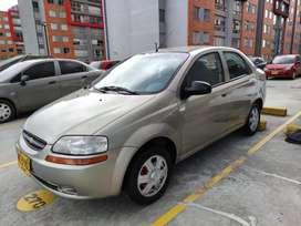 Vendo aveo  en buen estado 86500 kilómetros 2012 Chevrolet aveo Seguro y tecno 2022