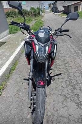 Moto Sukida motor 200