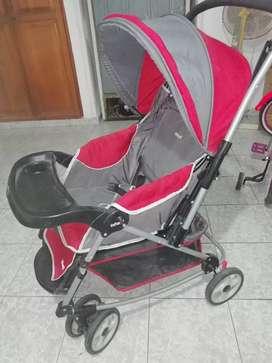 Vendo coche de bebe
