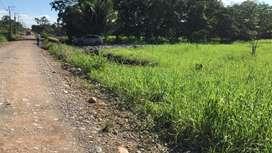 venta de terreno via quito km 7 margen izquierdo 500 metros de la via principal