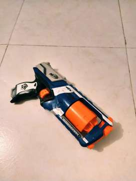 Pistola nerf elite strongarm