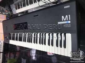 Teclados Yamaha, Roland, Korg, Kurzweil, Casio ...