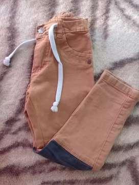 Pantalon elastizado