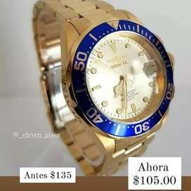 Reloj Original Invicta Nuevo Pro Diver Precio Especial día del Padre