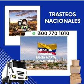 Mudanzas Medellín Bucaramanga