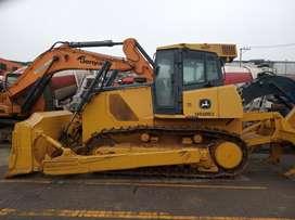 Tractor Oruga JHON DEERE 850J Potencia 205 hp, Año 2011