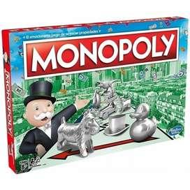 Monopoly, se jugo una vez, nuevo