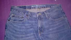 JEANS WRANGLER Y MOSSIMO