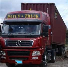 Se busca conductor para Taryler motor weichai