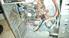 Computador en buen estado con un procesador i5