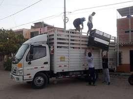 transporte de mudanzas y cargas