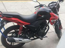 Vendo Moto Htalka