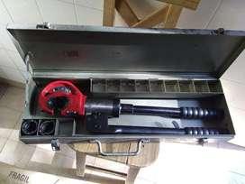 Prensa Terminales Hidraulico Is Hh-10
