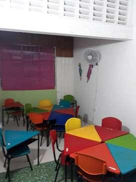 Venta de mesas y sillas para colegio